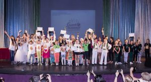 Children's Music Festival in Baku