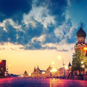 Moskva Yeni İl Avtobus Turu