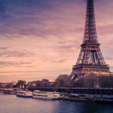 Три шага до Парижа