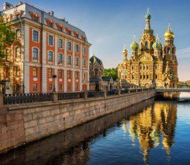Sankt Peterburq Yeni İl
