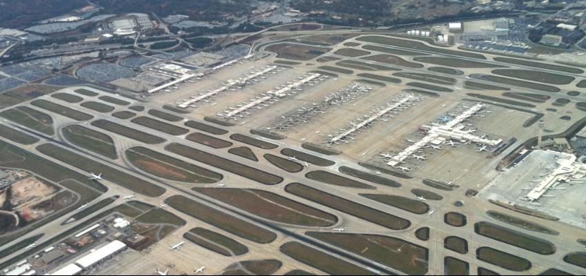 Hartsfield-Jackson Atlanta Beynalxalq hava limanı