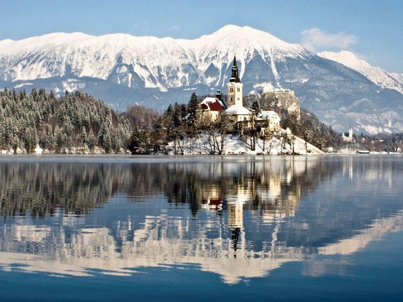 bled sloveniya