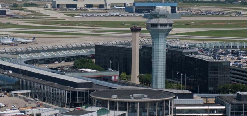 Chicago O'Hare Beynalxalq havalimanı (ORD)