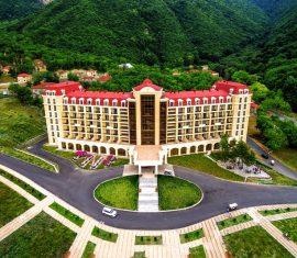 sheki marxal resort