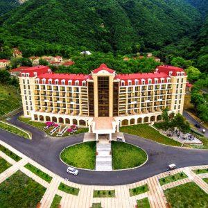 Şəki Marxal Resort Turu