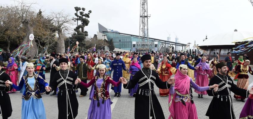 Novruz bayramı şənliyi