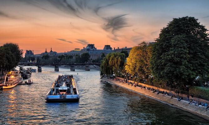 Paris Sena Körpüsü