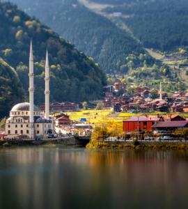 İlin sonuncu Trabzon turu