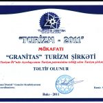 In the year of tourism, the operator promoting the potential of tourism in Azerbaijan - 2011