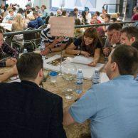 Тимбилдинг в Баку для 154 человек