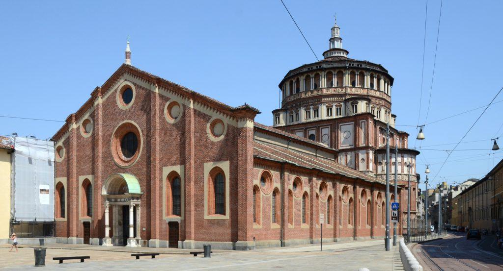 Santa Maria Delle Grazie Kilsəsi