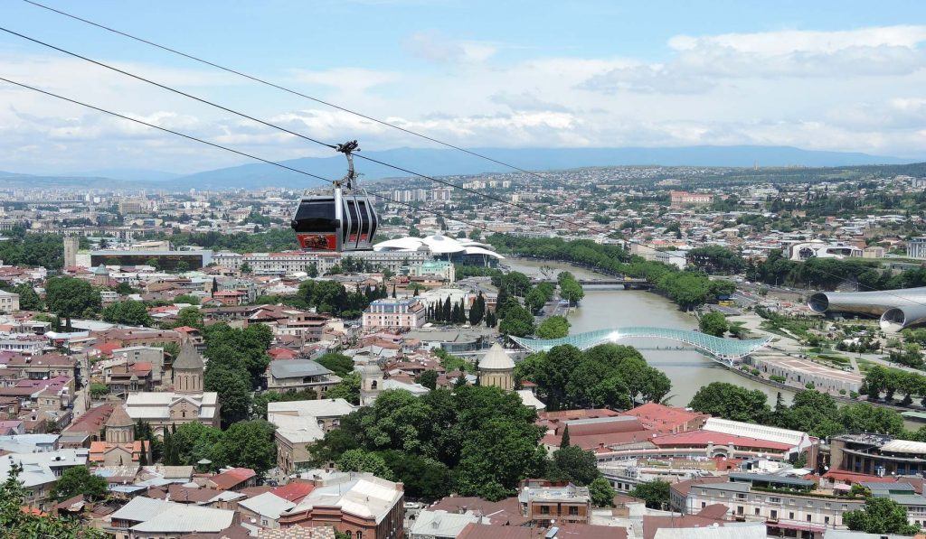 Tbilisi Kanat Yolu