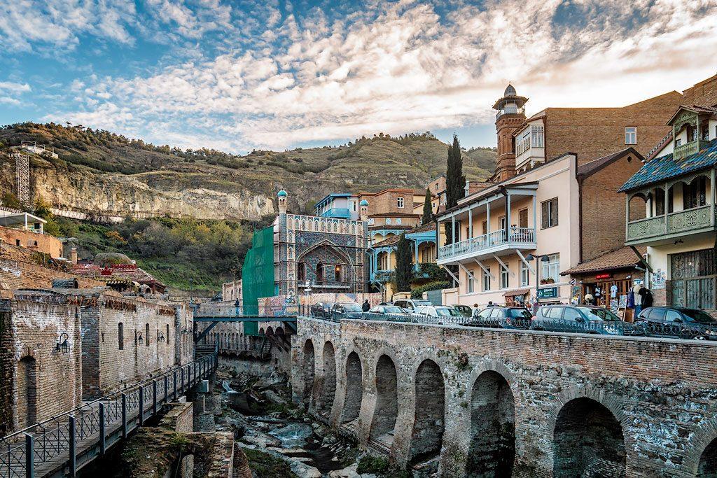 Tbilisi Köhnə Şəhər