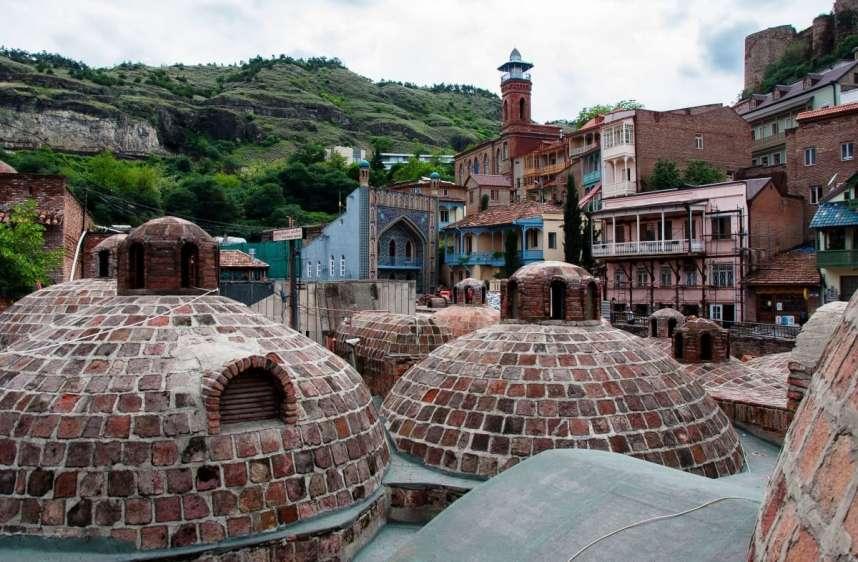Tbilisi Kükürdlü Hamam
