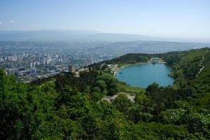 Tbilisi Tısbağa Gölü