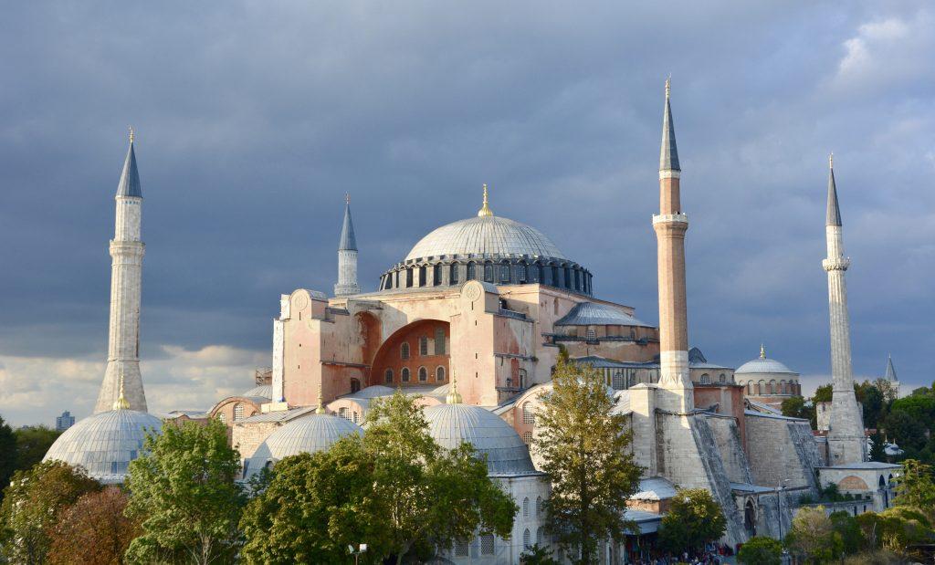 Aya Sofya İstanbul