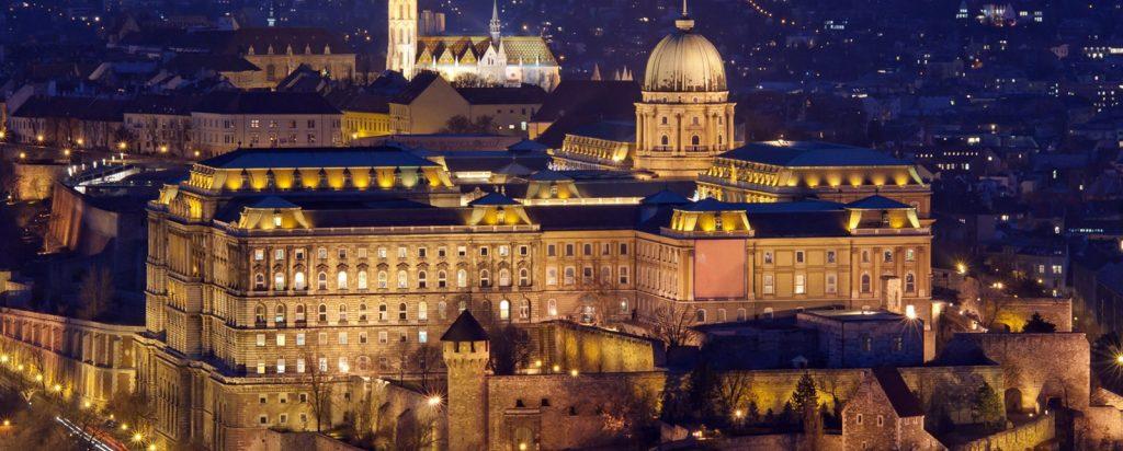Buda Qəsri Budapeşt