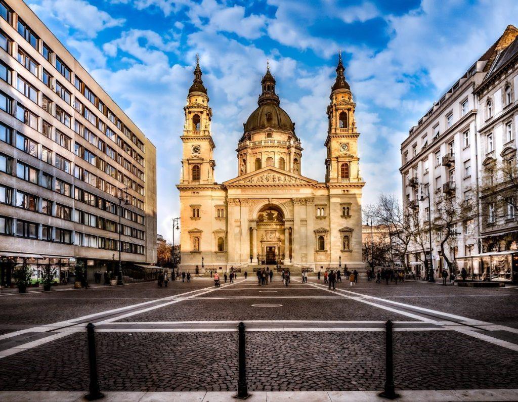 Budapeşt Stephen Basilica
