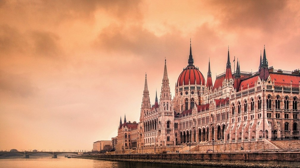 Budapeşt Parlament Binası