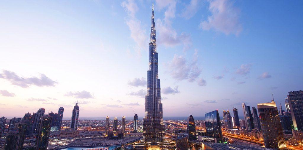 Dubay Burj Khalifa
