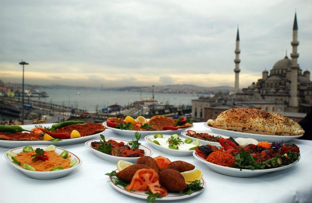 İstanbulda nə yeməli?