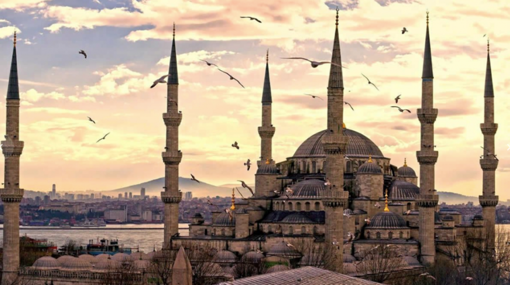 Sultanahmed Məscidi İstanbul