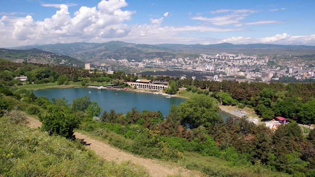 Tısbağa Gölü Tbilisi