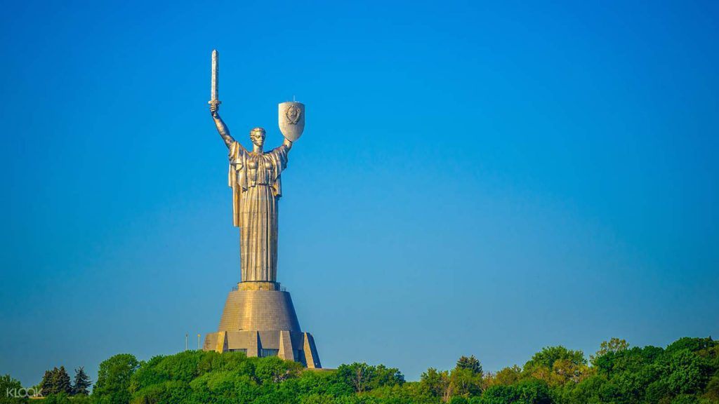 Great Patriotic War Museum and The Motherland Monument