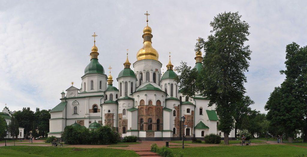 Saint Sophia's Cathedral Kiyev