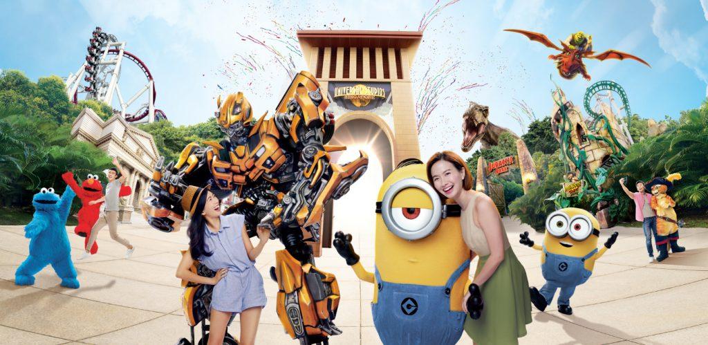 Universal Studios Sinqapur