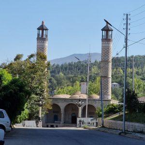 Yuxarı Gövhərağa Məscidi